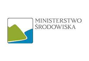 ministerstwo środowiska logo budki dla ptaków