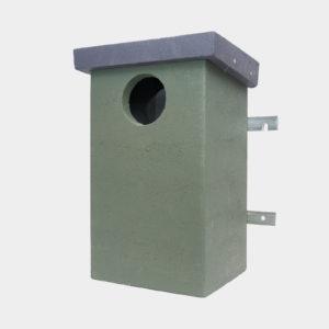 Budka dla kawki trocinobeton - domek dla ptaków