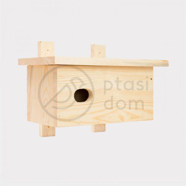 Budka dla jerzyka termomodernizacja domek dla ptaków