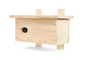 budka drewniana dla jerzyka sklep