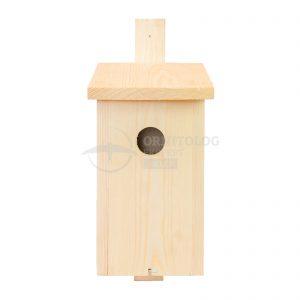budka lęgowa drewniana dla kawki domek dla ptaków