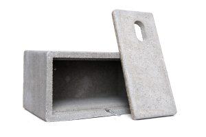 Budka dla jerzyka budka dla ptaków betonowa