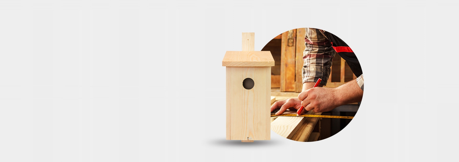 budki dla ptaków domki i karmniki