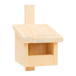 półka lęgowa domek dla ptaków