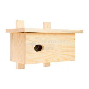 skrzynka lęgowa dla jerzyków