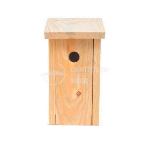 model budki do montażu w domu budka dla ptaków