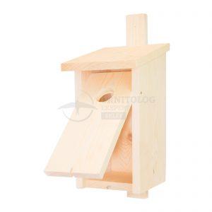 skrzynka lęgowa dla sowy duży domek dla ptaków