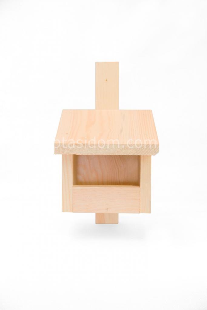 Budka lęgowa drewniana dla kopciuszka