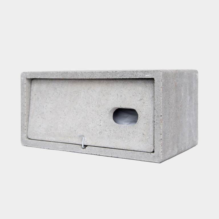 Budka betonowa dla jerzyka