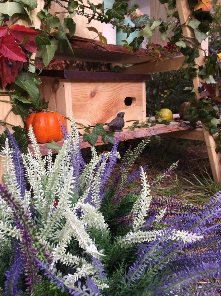 Domek lęgowy dla ptaków na działkę